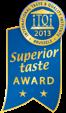 Superior Taste Award**