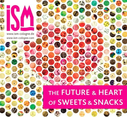 ISM Cologne 2018| trade fair for sweets and snacks | DOTI