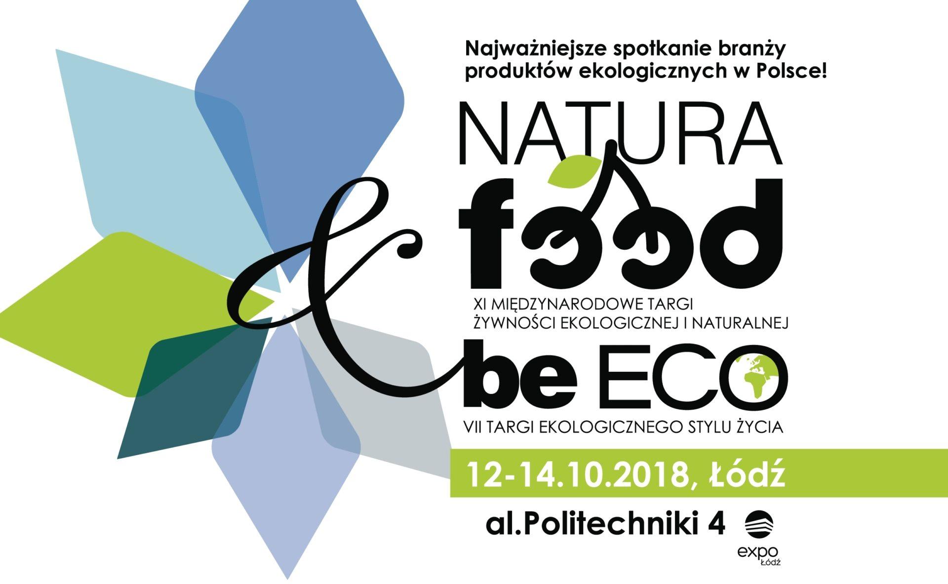 Udział w targach NATURA FOOD w Łodzi to już nasza tradycja!