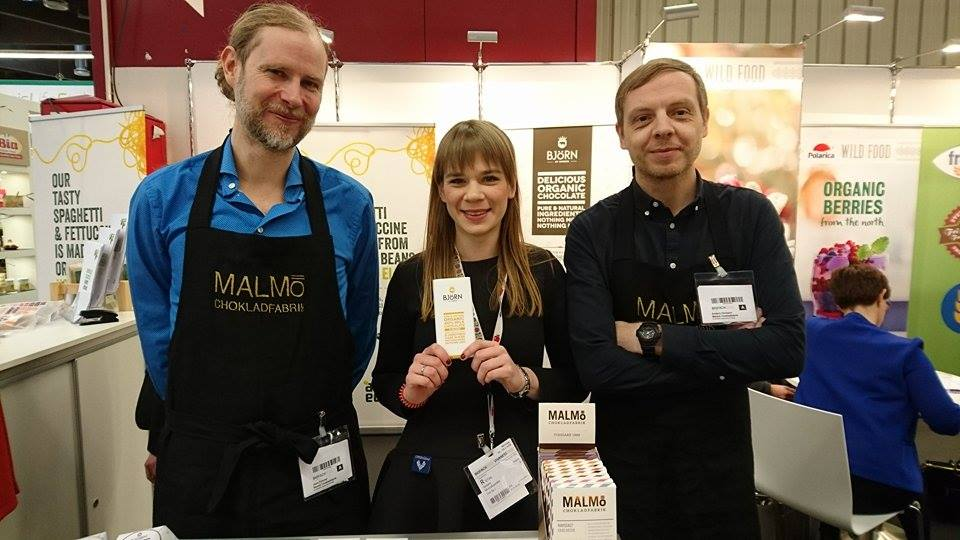 BIOFACH trade show - we are finally ORGANIC!