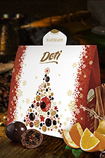 Doti-torebki-z-zawieszką-z-owocami-i-orzechami-w-czekoladzie-na-święta