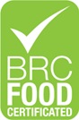 Certyfikat Jakości BRC