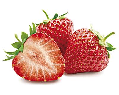 Erdbeeren in Schokolade mit Kakao 100g BEUTEL