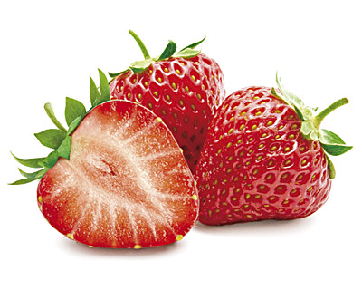 Strawberry in Chocolate and Cocoa - bulk 2kg