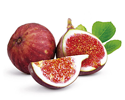 Figs in chocolate 100g