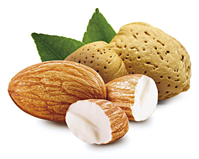 Almonds in Chocolate 100g