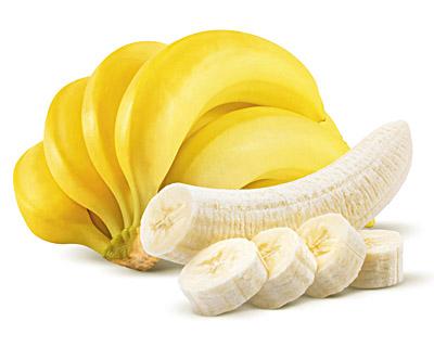 Banany w mlecznej czekoladzie - luzy 2 kg