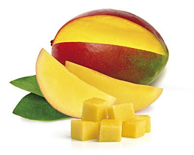 Mango in Schokolade 100g