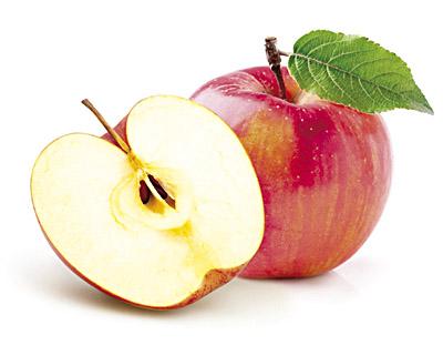 Jabłka w czekoladzie - luzy 2 kg